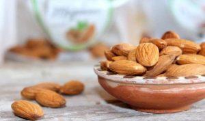 Almond | Clean Eating Snacks | Queens of Crumbs