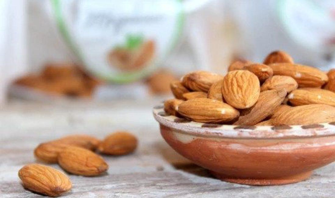 Almond   Clean Eating Snacks   Queens of Crumbs